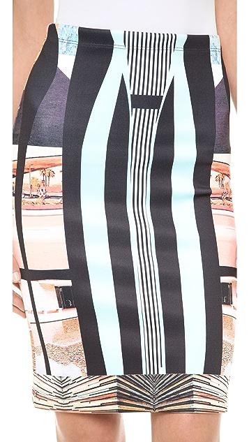 Clover Canyon Desert Home Skirt