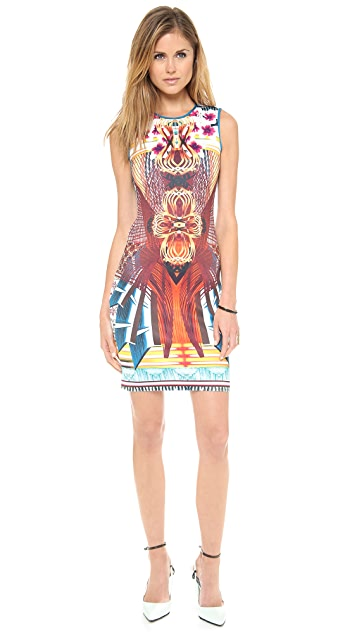 Clover Canyon Furniture Weave Sleeveless Dress