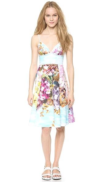 Clover Canyon Pool Flower Dress