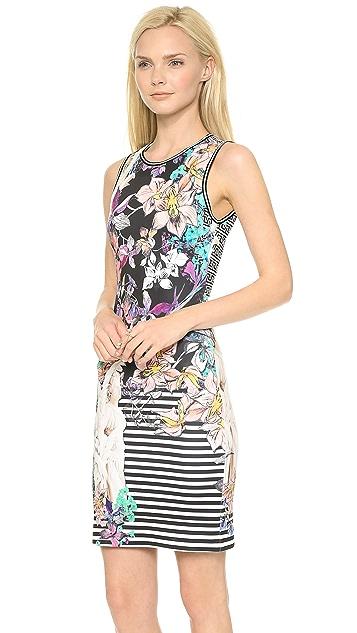 Clover Canyon Enchanted Garden Sleeveless Dress