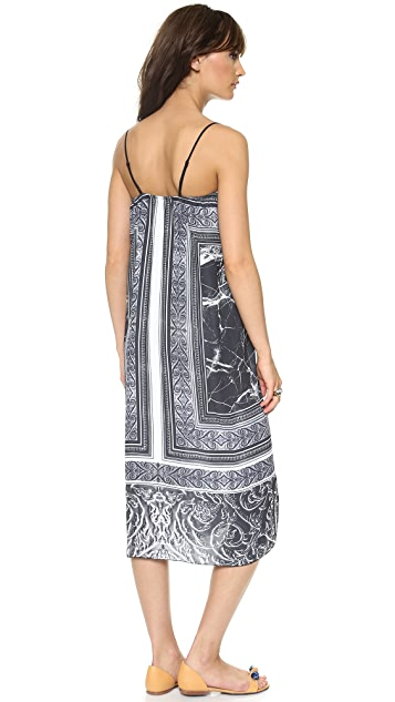Clover Canyon Etched Marble Dress