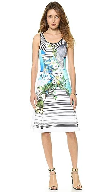 Clover Canyon Corfu Swirl Dress