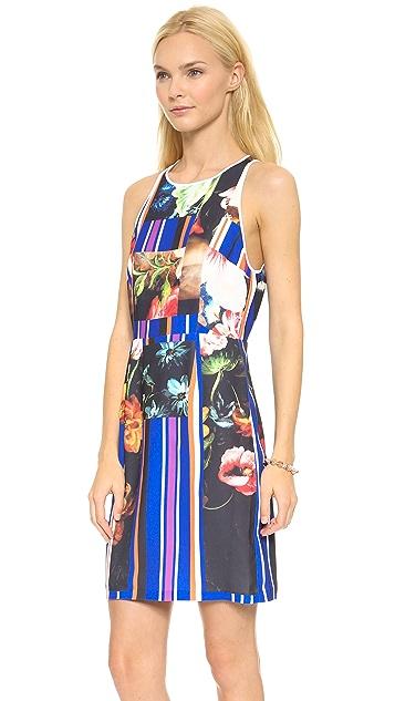 Clover Canyon Grecian Bouquet Dress