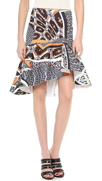 Clover Canyon Cuban Tile Skirt