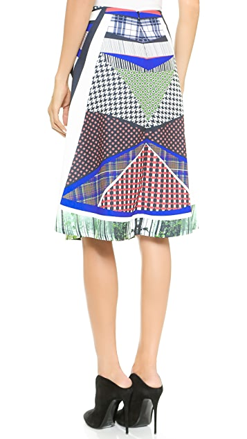 Clover Canyon Book of Kells Skirt