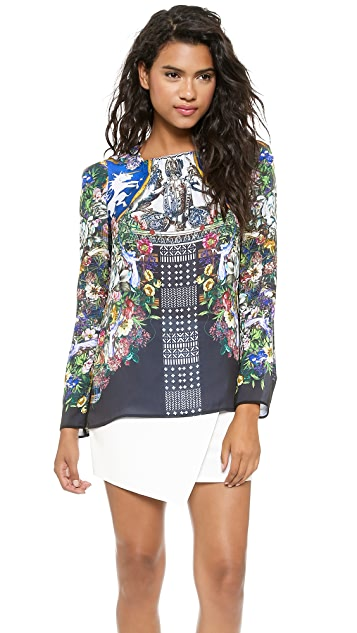Clover Canyon Chieftains Blouse