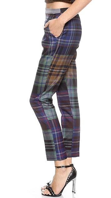 Clover Canyon Celtic Plaids Pants