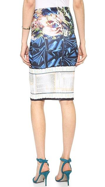 Clover Canyon James Joyce Skirt