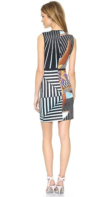 Clover Canyon Lautner Land Mini Dress