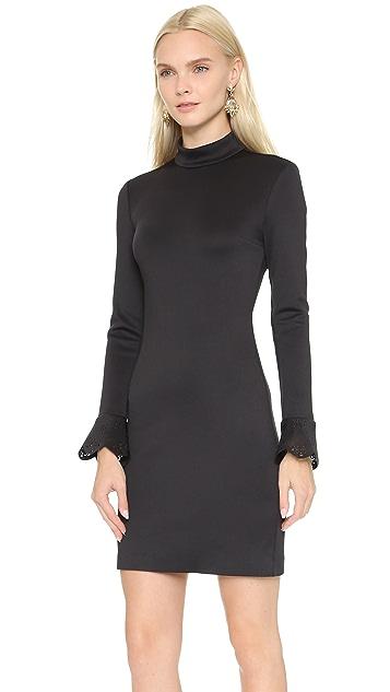 Clover Canyon Turtleneck Dress