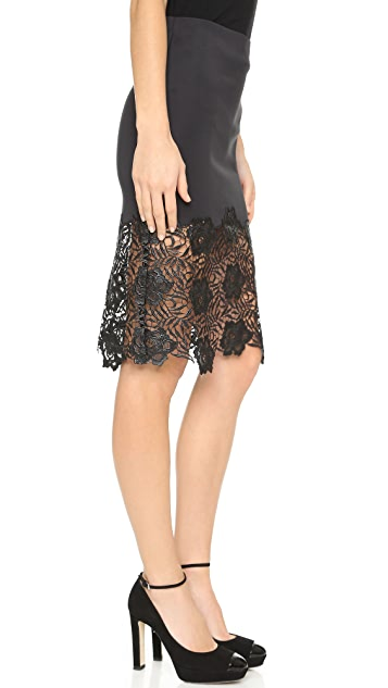 Clover Canyon Lace Skirt
