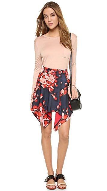 Clover Canyon Fluttering Wings Skirt