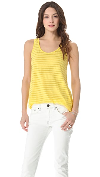 Clu Striped Tank Top