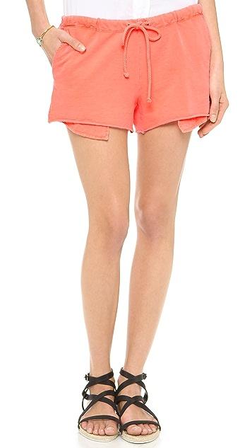 Clu Clu Too Sweat Shorts with Pocket
