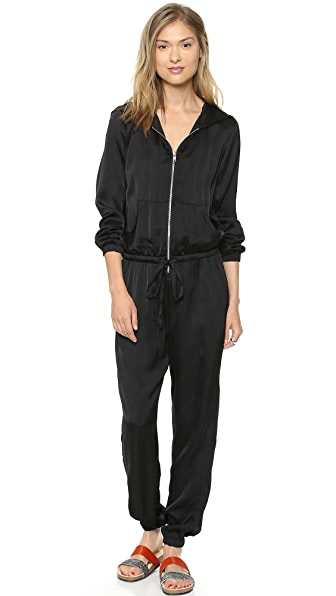 Clu Hooded Jumpsuit