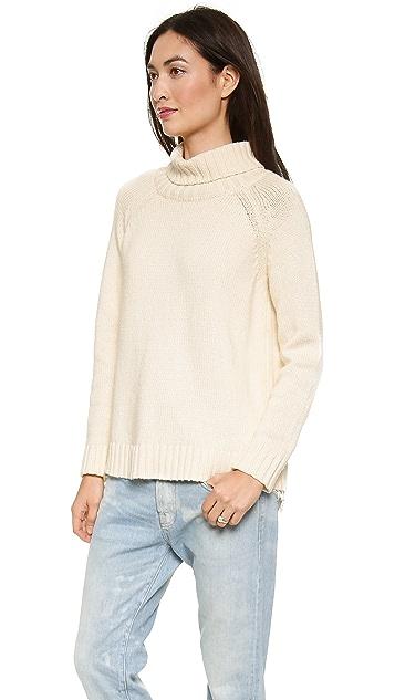 Clu Laced Back Sweater