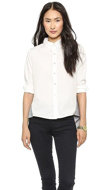 Clu Ruffled Shirt