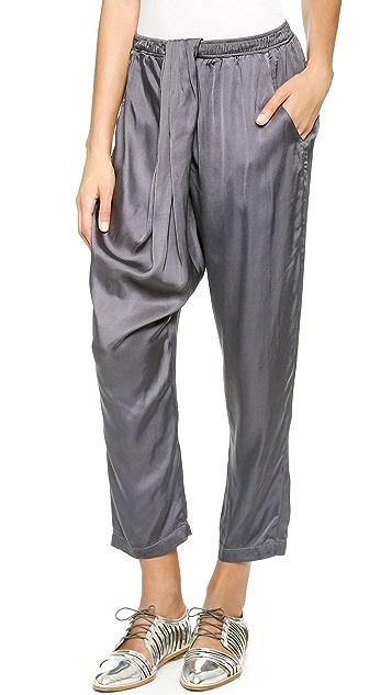 Clu Draped Lounge Pants