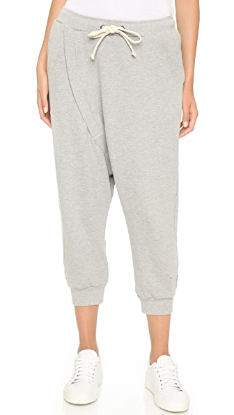 Clu Clu Too Asymmetrical Sweatpants