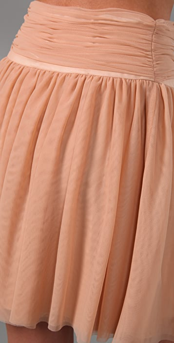 Club Monaco Olga Tulle Skirt
