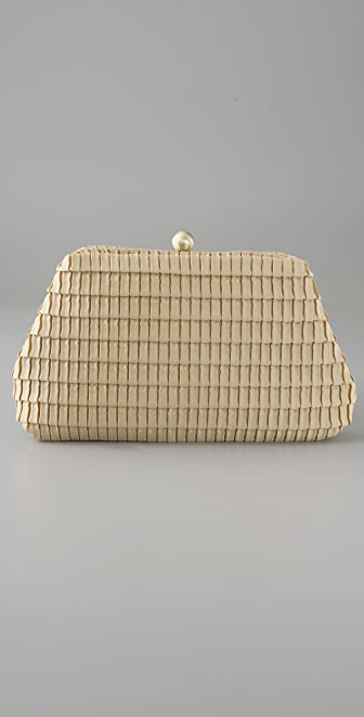 Club Monaco Sophie Pleated Clutch