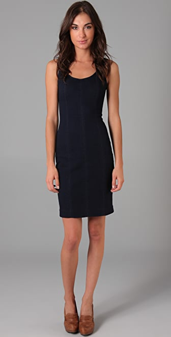 Club Monaco Sabrina Scoop Neck Dress