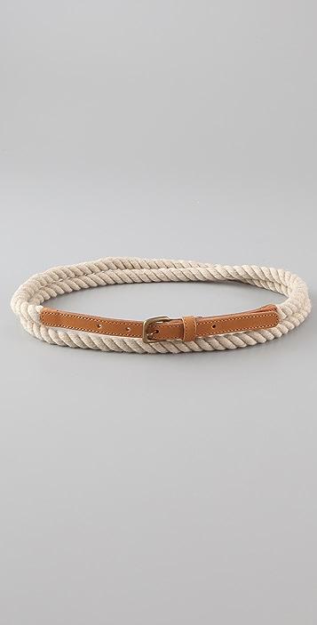 Club Monaco Jeanie Rope Belt