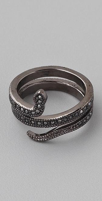 Club Monaco Snake Ring