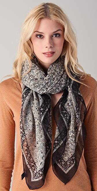 Club Monaco Maley Scarf