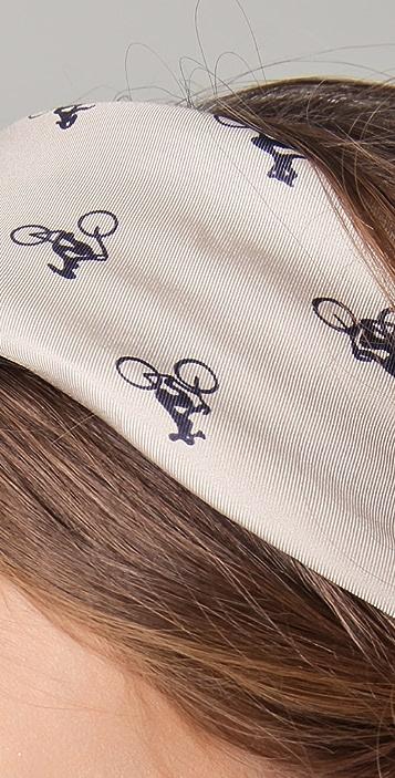 Club Monaco Elizabeth Head scarf