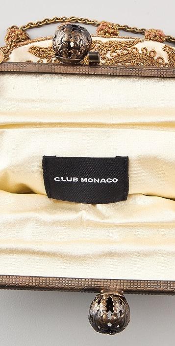 Club Monaco Olivia Frame Clutch