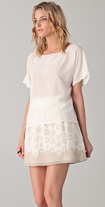 Club Monaco Monica Top
