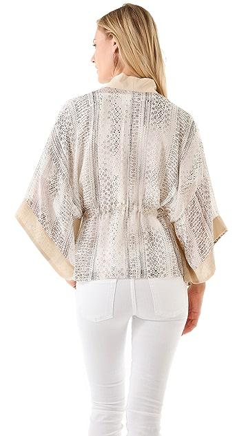 Club Monaco Roann Kimono