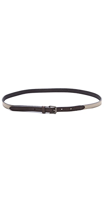 Club Monaco Mary Two Tone Belt