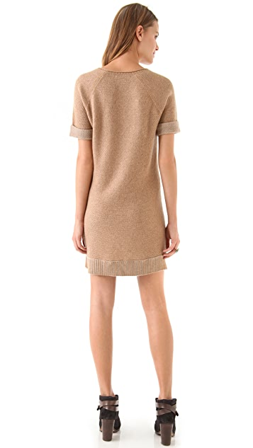 Club Monaco Blaine Cashmere Sweater Dress