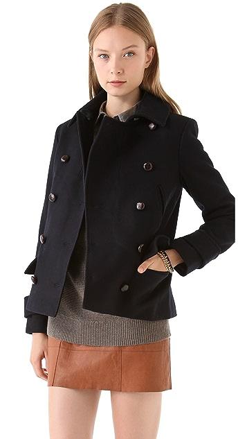 Club Monaco Lori Pea Coat