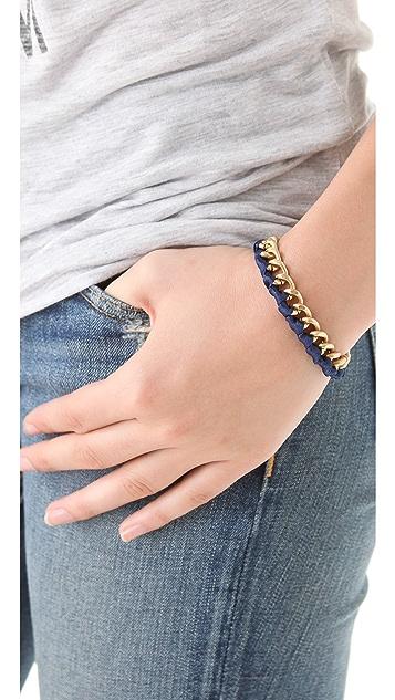 Club Monaco Baleigh Braided Bracelet
