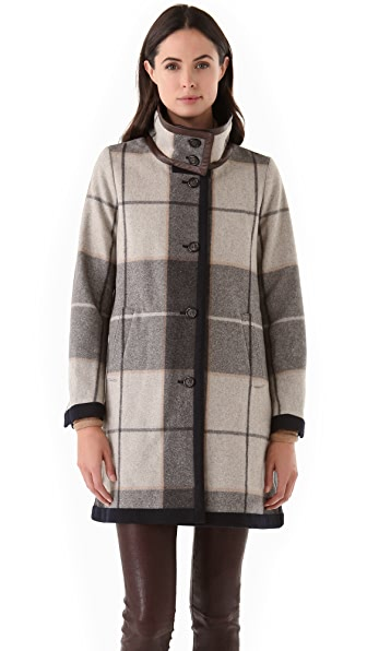Club Monaco Stella Blanket Coat