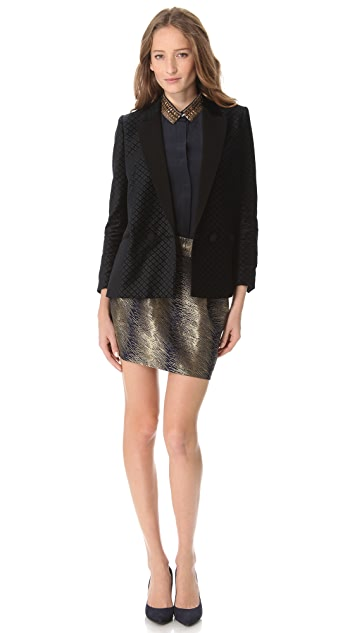 Club Monaco Pricilla Blazer