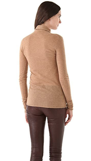 Club Monaco Julie Cashmere Turtleneck Sweater