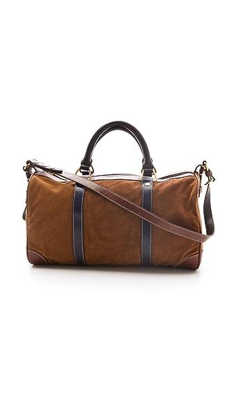 Club Monaco Jane Mayle Suede Bag