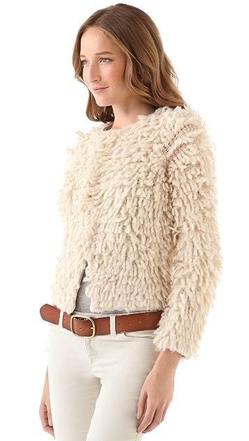 Club Monaco Carla Sweater Jacket