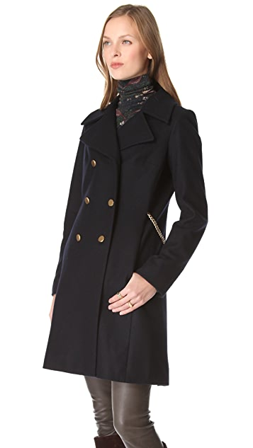 Club Monaco Isabel Coat