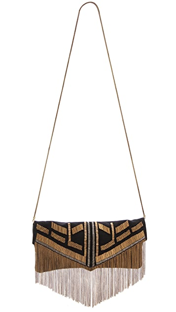 Club Monaco Francine Beaded Bag