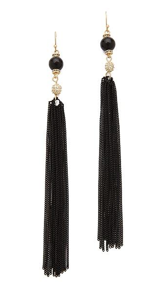 Club Monaco Jolene Tassel Earrings