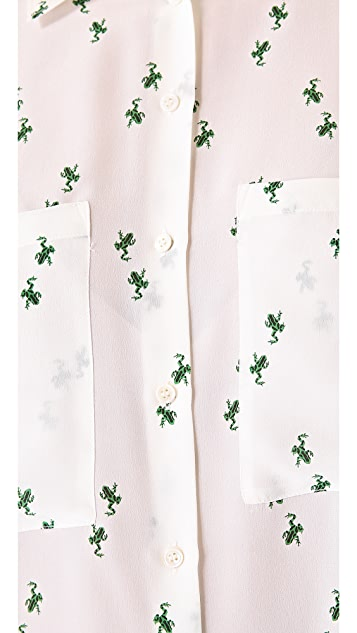 Club Monaco Lauren Shirt