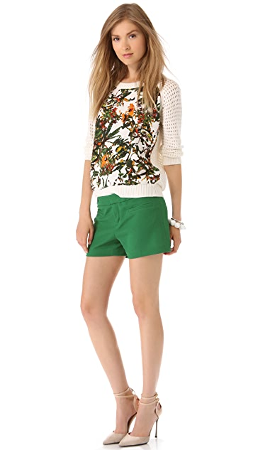 Club Monaco Colleen Shorts