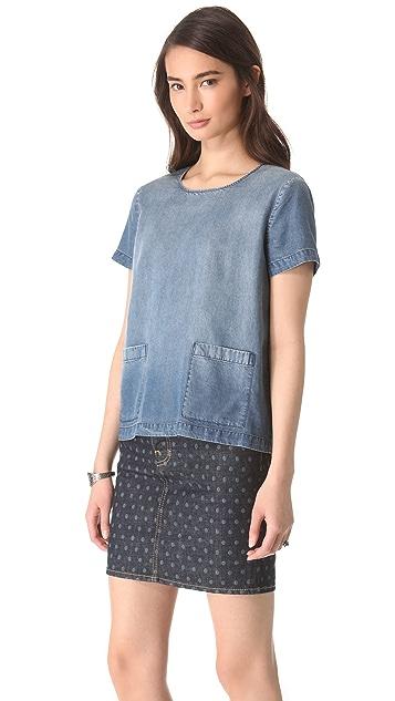 Club Monaco Elizabeth Shirt