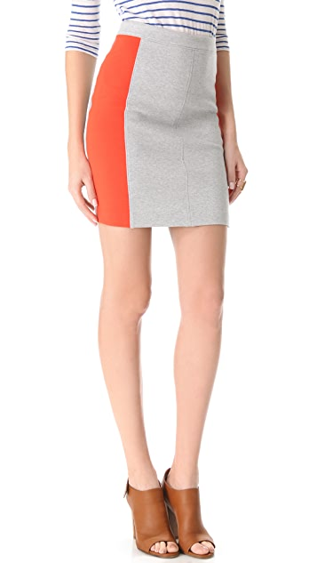 Club Monaco Jaqui Knit Skirt