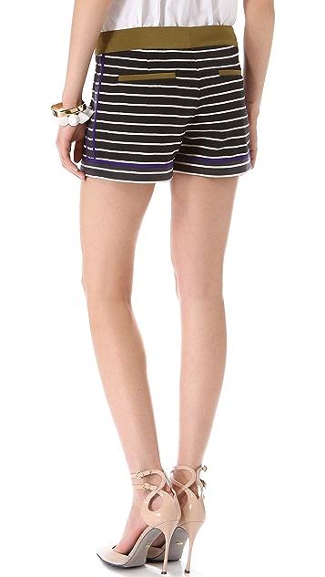 Club Monaco Molli Shorts